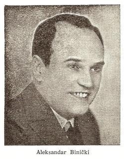 Aleksandar Binicki