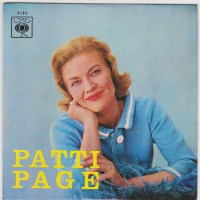 PATTI PAGE Drina March